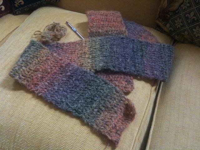 1st attempt at crochet (1/2)
