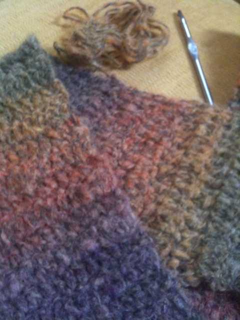 1st attempt at crochet (2/2)