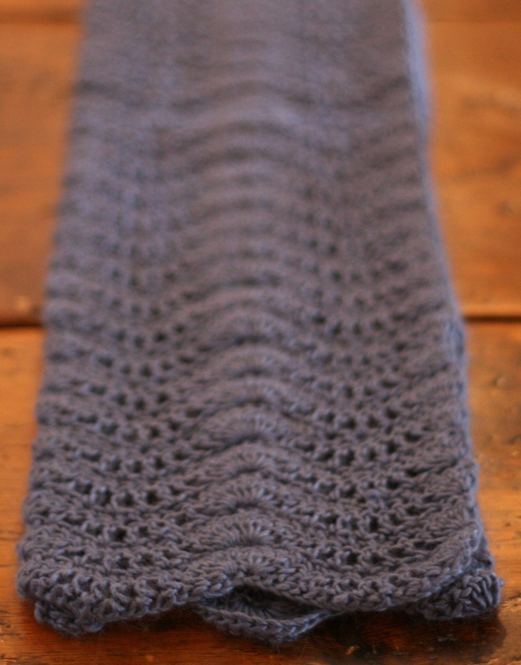 Lustra feather and fan scarf no needle knitting lustra feather and fan scarf dt1010fo