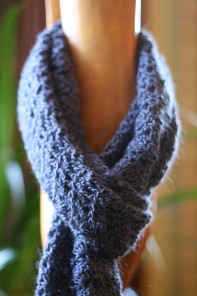 Lustra Feather and Fan Scarf (4/4)