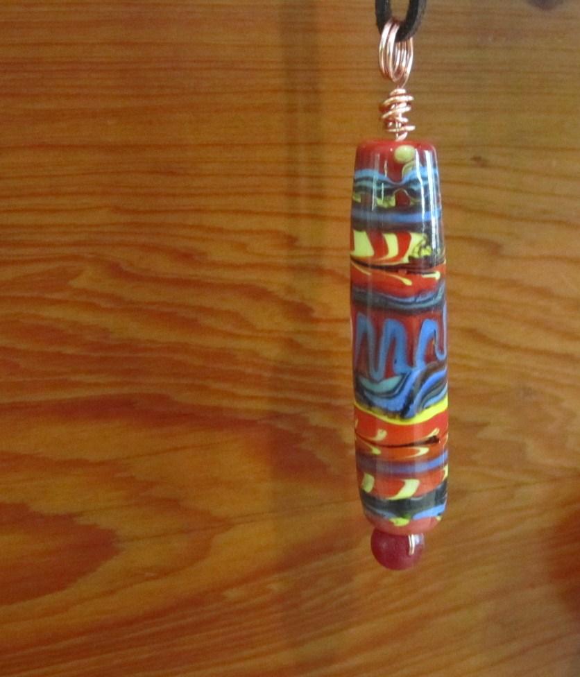 art bead pendant (1/5)