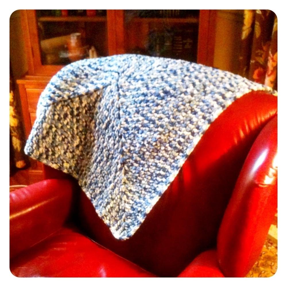 Fleece baby blanket (3/3)