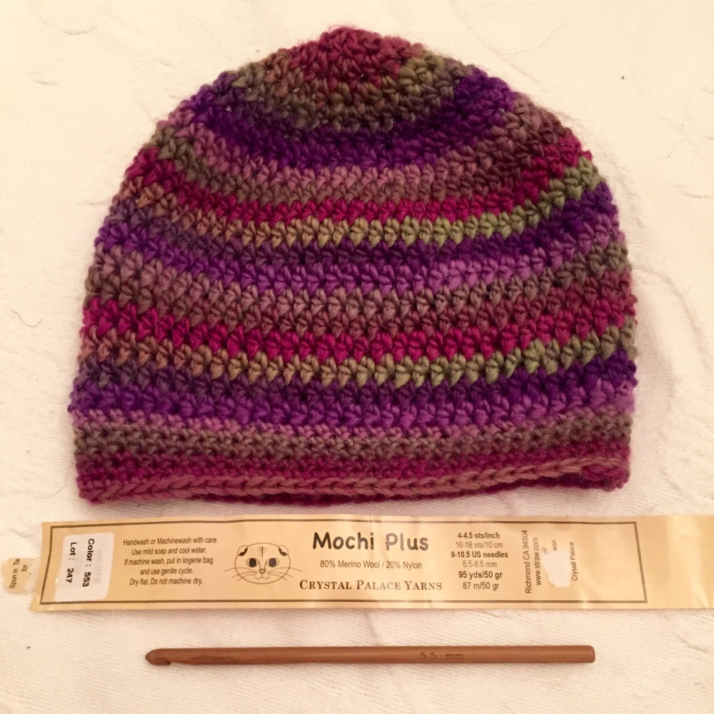 Mochi plus hat (1/3)